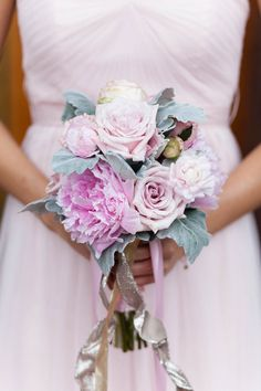 Chic Pink Chicago Wedding at Cafe Brauer - MODwedding