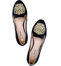 moda otoño invierno 2012-2013 Slippers Zara