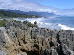 New Zealand, Pancake Rocks