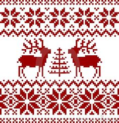 Thrilling Designing Your Own Cross Stitch Embroidery Patterns Ideas. Exhilarating Designing Your Own Cross Stitch Embroidery Patterns Ideas. Crochet Christmas Trees, Christmas Embroidery, Christmas Knitting, Christmas Cross, Christmas Patterns, Reindeer Christmas, Christmas Pillow, Christmas Ornaments, Knitting Charts