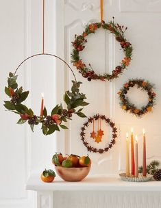 Some cheap ideas for Christmas tree projects – Christmas time is upon us and you may have also made some Christmas preparations. Have you thought about Christmas tree projects? Noel Christmas, Christmas 2019, Winter Christmas, Christmas Wreaths, Christmas Crafts, Xmas, Cheap Christmas, Natural Christmas Decorations, Orange Christmas Tree