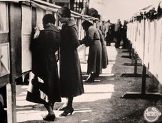 Búscame en el ciclo de la vida: El 19 de noviembre de 1933 amaneció con sufragio u...