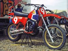 HONDA 1979 RC 125 M