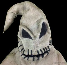Oogie Boogie is one of my favorite characters from Nightmare Before Christmas and this is the BEST version of the costume I have ever seen so far!