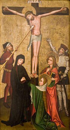 Ukrzyżowanie z kościoła w Korzennej