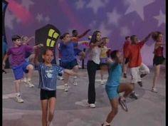 Movin' & Groovin': Fitness for Kids 2 - YouTube