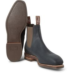The Latest Fashion Footwear and Clothing For Men Mens Suede Boots, Leather Chelsea Boots, Suede Shoes, Shoe Boots, Men's Boots, R M Williams Boots, Rm Williams, Gentleman Shoes, Mens Boots Fashion