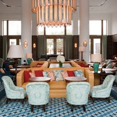 Soho House Miami - Quadrille, China Seas, Alan Campbell, Home Couture