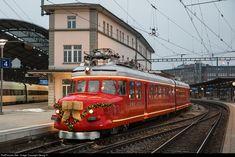 1021 SBB RAe 4/8 at Olten, Switzerland by Georg Trüb