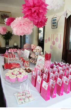Bondville: Ella's First Birthday Sweet Shoppe Party