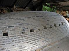 Anagama, wood fired, kiln
