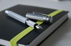 Behance Outfitter: L-Tech Fountain Pen. I seriously want it.