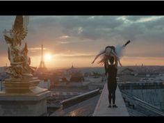 Haut vol : danse sur les toits de Paris avec Benjamin Millepied
