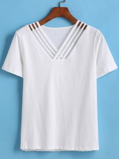 tops with details/embellishments not just plain T-shirts (one is enough) Patty Morton Sewing Clothes, Diy Clothes, Clothes For Women, Cool Outfits, Fashion Outfits, Womens Fashion, Fashion Trends, Dressy Outfits, Fashion Ideas