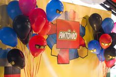 Antônio turns 8 in the Lego's World | CatchMyParty.com