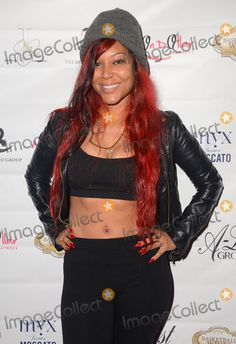 lyrica anderson | Lyrica Anderson Picture - 17 February 2014 - Los Angeles California ...