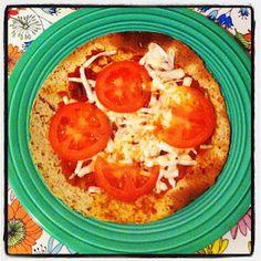 Big Eyes Tiny Tummy: Low Carb Pizza Recipe