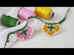 Olay, Crochet Earrings, Make It Yourself, Knitting, Pattern, Crafts, Youtube, Chair Covers, Amigurumi