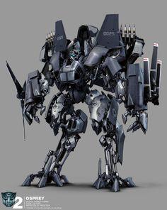 BEN PROCTER // ONLINE PORTFOLIO - OVERVIEW GALLERY - Robots / Characters / Props / Vehicles / Graphics