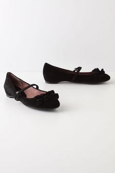 Origami Knot Mary-Janes $168.00