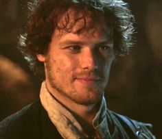 Jamie Fraser / Sam Heughan #Outlander #The_Smolder