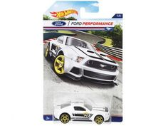 Carrinho Hot Wheels Mustang Racing Custom - Mattel com as melhores condições você encontra no Magazine Dajovemmenina. Confira!