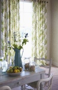 Sophisticated & Fresh bespoke curtains & blinds. The Harlequin Impasto collection will bring your interior to life.