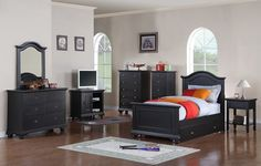 Kane's Furniture Youth Bedroom