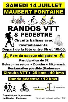Randos VTT et Pédestre de Maubert-Fontaine, https://chti-sportif.fr/calendrier/rando-vtt-et-pedestre-maubert-fontaine-2018/