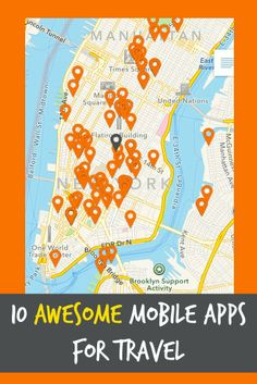 Some of the Best Mobile Apps For Travel
