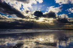 Druridge Bay, Northumberland .  The beach we played on as children.