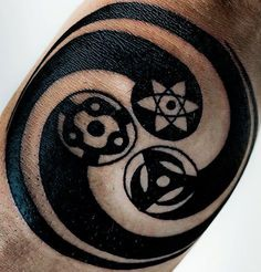 Sharingan Tattoo - Naruto. If you couldn't tell I'm a big fan of all the form of sharingans so I love this tattoo