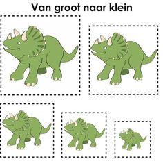 Dinozor Dinosaur Theme Preschool, Preschool Activities At Home, Dinosaur Activities, Math Sheets, Transitional Kindergarten, Child Teaching, Kids Math Worksheets, Math For Kids, Business For Kids