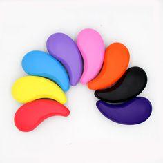 8 Farbe Neue Ankunft Haarpflege Styling Haar Kamm Schönheit Gesund Styling Pflege Haare Kämmen Dusche Massager Detangle Pinsel VH005