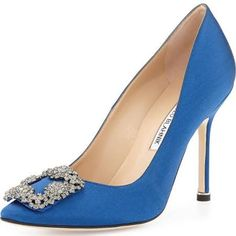 great manolo blahnik shoes - Carrie Bradshaw shoe from Sex and The City. I love this shoe.