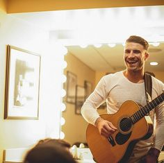 Country star Sam Hunt couldn't be cuter, right?