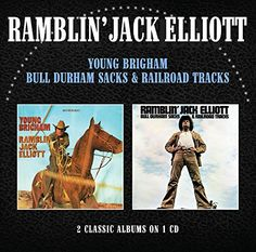 Young Brigham / Bill Durham Sacks & Railroad Tracks (Jewel Case)  Ramblin Jack Elliott (2017) is Available For Free ! Download here at http://ift.tt/2hUtHj7 and discover more awesome music albums !