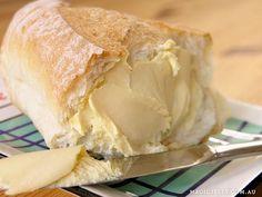 Spreadable vegan butter recipe