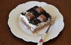 Σοκολατένιο γλυκό ψυγείου με cream crackers - cretangastronomy.gr Cream Crackers, Tiramisu, Sweets, Candy, Ethnic Recipes, Food, Gummi Candy, Essen, Goodies