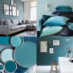 De kleur petrol is een mix van blauw en groen. Deze kleur geeft een extra ruimtelijke werking in je interieur. Op dit moment is deze kleur zeer populair in de mode en in de nieuwste interieur collecties. Petrol is een ontspannende kleur die je heldere gedachten geeft en je intuïtie bevordert. Petrol geeft verkoeling, is …
