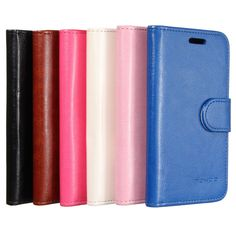Mohoo Crazy Horse Synthetic Leather Flip Case For Samsung Galaxy J1