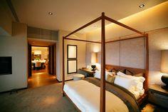 勤美璞真-關傳雍-臥室 Guest Room, Bed, Interior, Furniture, Home Decor, Decoration Home, Stream Bed, Indoor, Room Decor