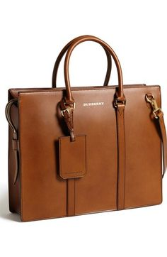 Burberry 'Ambrose' Briefcase available at #Nordstrom