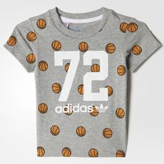 adidas - Camiseta I Bb Aop