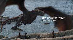 lyanna and rhaegar Jon Snow And Daenerys, Khaleesi, Winter Is Coming, Game Of Thrones, Haha, Daddy, Tumblr, Songs, Movie Posters