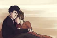 Will Herondale and Tessa Gray