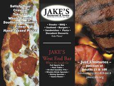 Jakes Restaurant Londonderry, Vermont