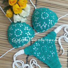 Kenia Crochet Crop Top, Love Crochet, Learn To Crochet, Crochet Baby, Crochet Bikini, Crochet Clothes, Diy Clothes, Crochet For Beginners, Yarn Crafts