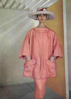 L'Officiel 1956 Christian Dior