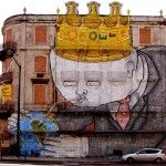 La siguiente recopilación de arte urbano versa sobre la conciencia hecha por los artistas en torno al cambio climático para...